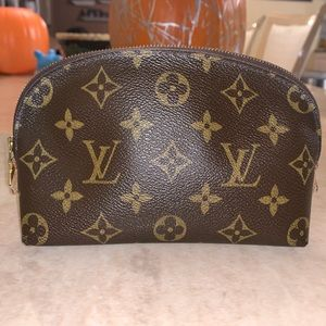 Louis Vuitton Monogram Cosmetic Bag
